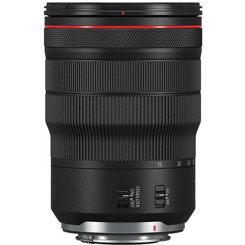 RF 15-35mm f/2.8 L IS USM Lens Product Image (Secondary Image 1)