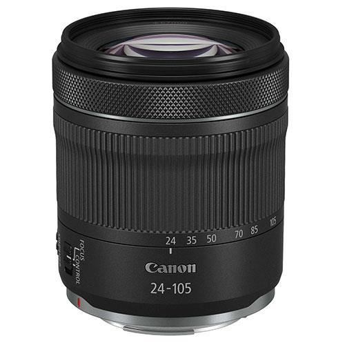 RF 24-105mm f/4-7.1 IS STM Lens Product Image (Primary)