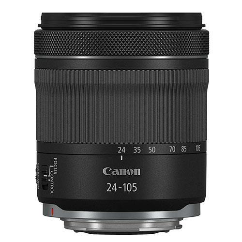 RF 24-105mm f/4-7.1 IS STM Lens Product Image (Secondary Image 1)