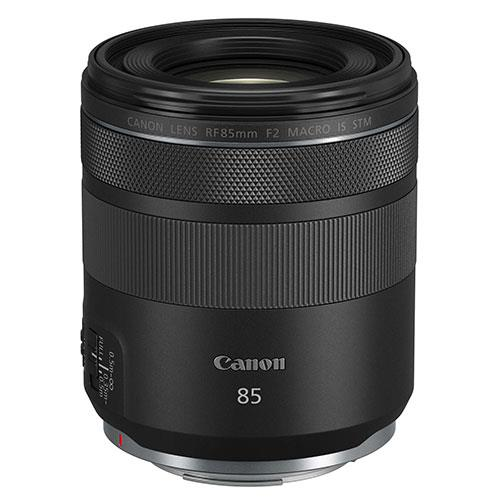 RF 85mm f/2 Macro IS STM Lens Product Image (Primary)