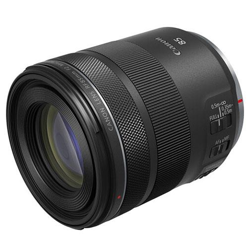 RF 85mm f/2 Macro IS STM Lens Product Image (Secondary Image 1)