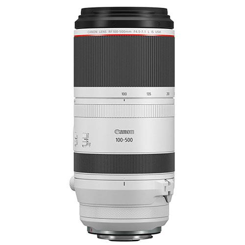 RF 100-500mm f/4.5-7.1 L IS USM Lens Product Image (Secondary Image 2)