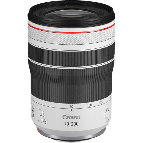 RF 70-200mm F4L IS USM Lens Product Image (Primary)