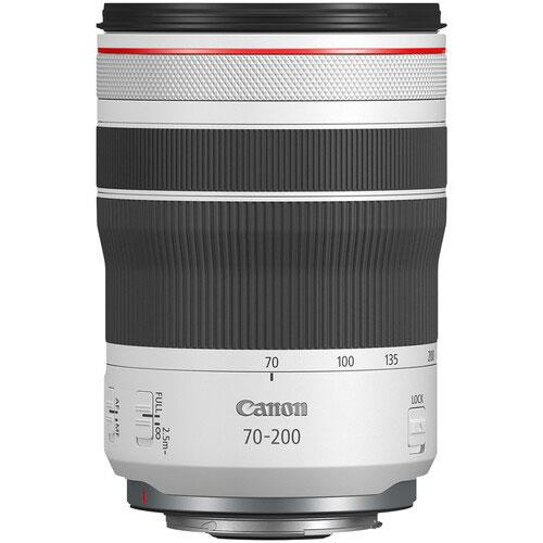 RF 70-200mm F4L IS USM Lens Product Image (Secondary Image 1)