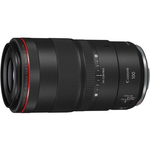 RF 100mm F2.8L Macro IS USM Lens Product Image (Secondary Image 1)