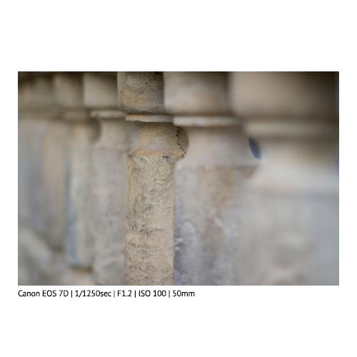 EF 50mm f1.2 L USM Lens Product Image (Secondary Image 4)