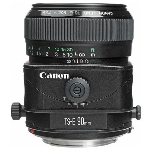 EF 90mm f2.8 TS-E Lens Product Image (Primary)