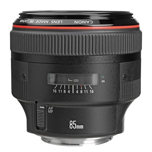 EF 85mm f/1.2L II USM Product Image (Primary)