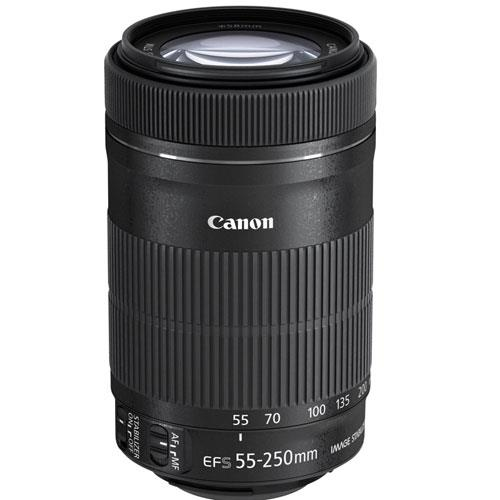 EF-S 55-250mm F/4-5.6 IS Lens Product Image (Primary)