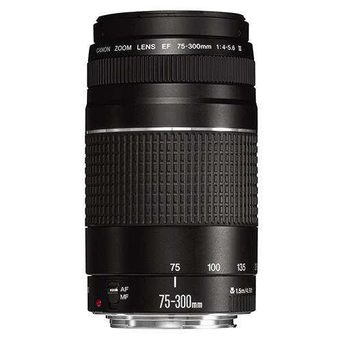 EF 75-300 mm f4/5.6 MK3 Non USM Lens Product Image (Primary)