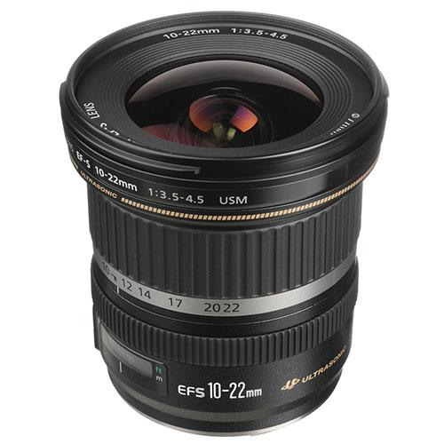 EF-S 10-22mm f/3.5-4.5 USM Lens Product Image (Secondary Image 1)