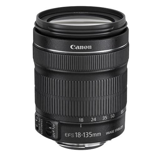 EF-S 18-135mm f/3.5-5.6 IS STM Lens Product Image (Primary)
