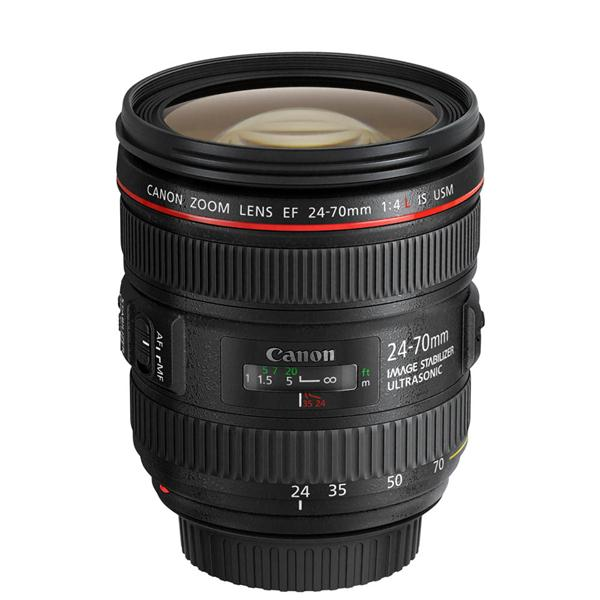 EF 24-70mm f/4L IS USM Lens Product Image (Secondary Image 1)