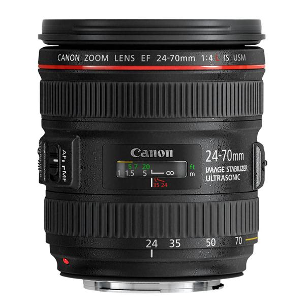 EF 24-70mm f/4L IS USM Lens Product Image (Secondary Image 2)