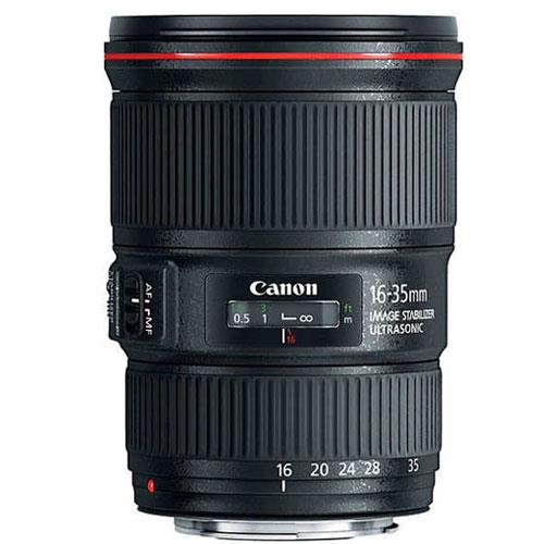 EF 16-35mm f/4L IS USM Lens Product Image (Primary)