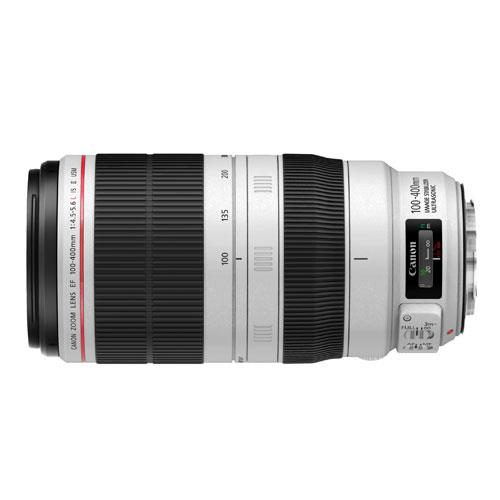 EF 100-400mm f/4.5-5.6L IS Lens Product Image (Secondary Image 1)