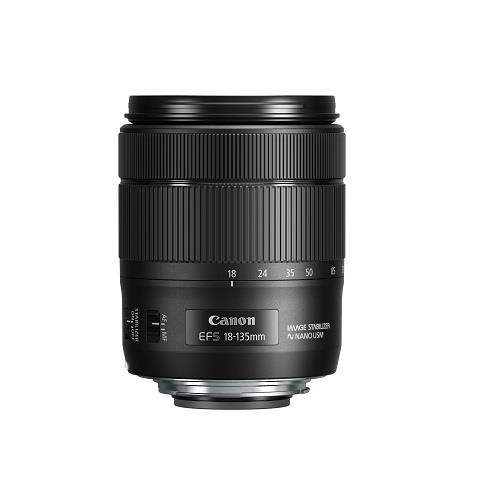 EF-S 18-135mm f/3.5-5.6 IS USM Lens Product Image (Secondary Image 1)