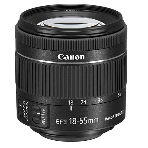 EF-S 18-55mm f/4-5.6 IS STM Lens Product Image (Secondary Image 1)