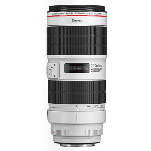 EF 70-200mm f2.8L IS III USM Lens Product Image (Secondary Image 1)