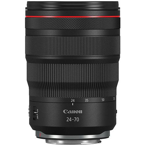 RF 24-70mm f2.8 L IS USM Lens Product Image (Secondary Image 1)