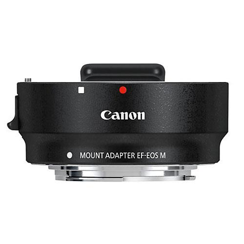 EF- EOS M Lens Mount Adapter for Canon EOS M Product Image (Secondary Image 1)