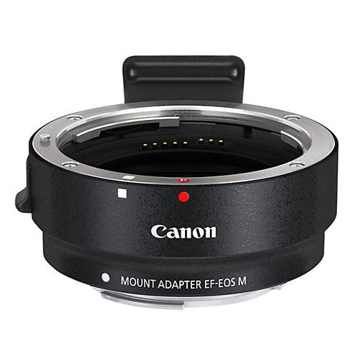 EF- EOS M Lens Mount Adapter for Canon EOS M Product Image (Secondary Image 2)