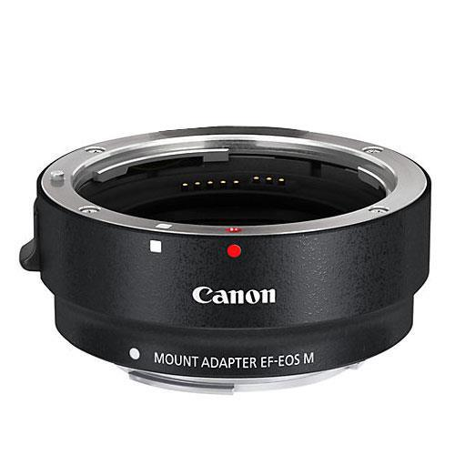 EF- EOS M Lens Mount Adapter for Canon EOS M (without Tripod Adapter) Product Image (Primary)