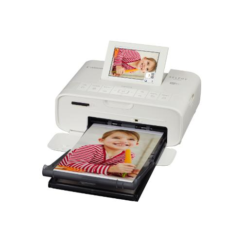 Selphy CP1300 Printer in white Product Image (Primary)