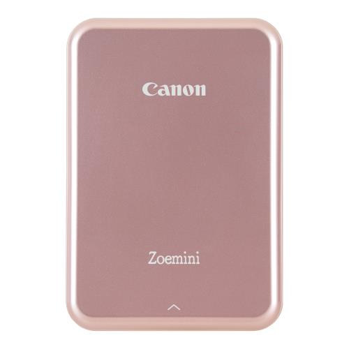 Canon ZoeMini Printer RoseGold Product Image (Primary)