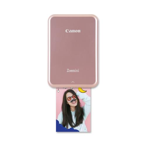 ZoeMini Photo Printer Rose Gold Product Image (Secondary Image 2)