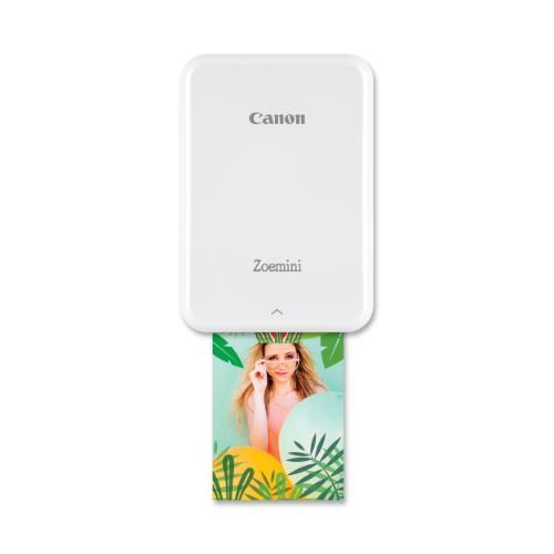 ZoeMini Photo Printer White Product Image (Secondary Image 3)