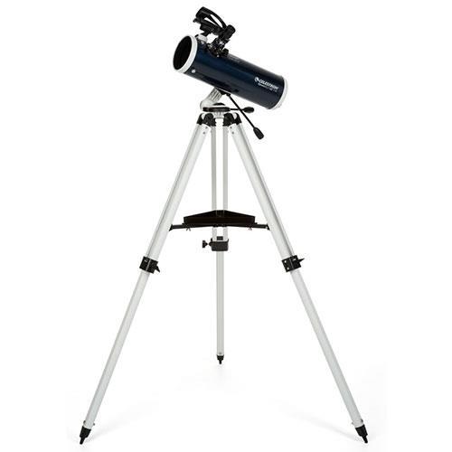 Omni XLT AZ 114mm Reflector Telescope Product Image (Secondary Image 1)