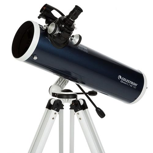Omni XLT AZ 130mm Reflector Telescope Product Image (Primary)