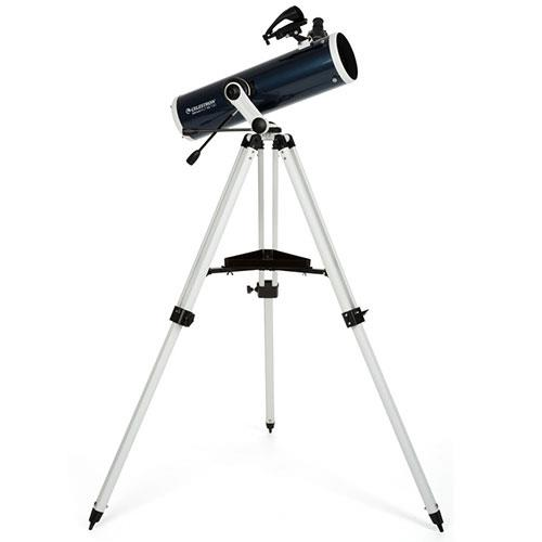 Omni XLT AZ 130mm Reflector Telescope Product Image (Secondary Image 1)