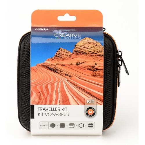 COKIN P Traveller Kit Product Image (Primary)