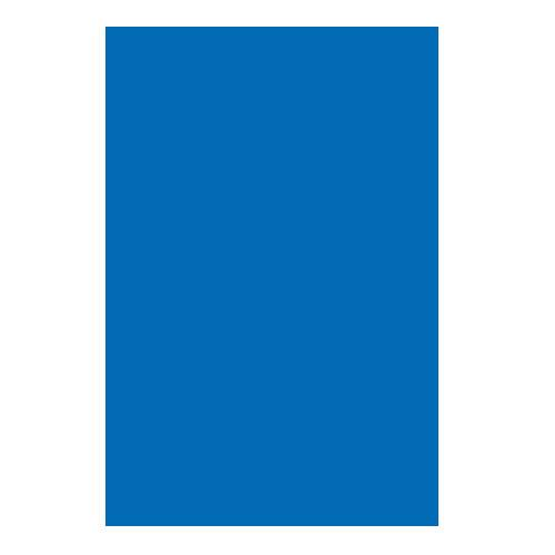 Colormatt 100x130cm Royal Blue Background Product Image (Primary)
