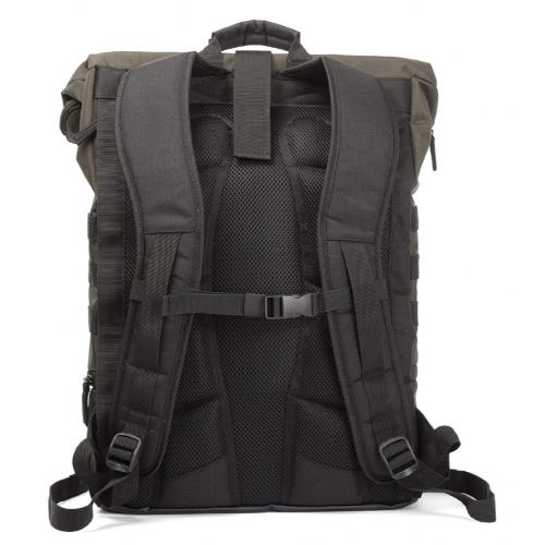 Crum Trooper Backpack Black Product Image (Secondary Image 2)