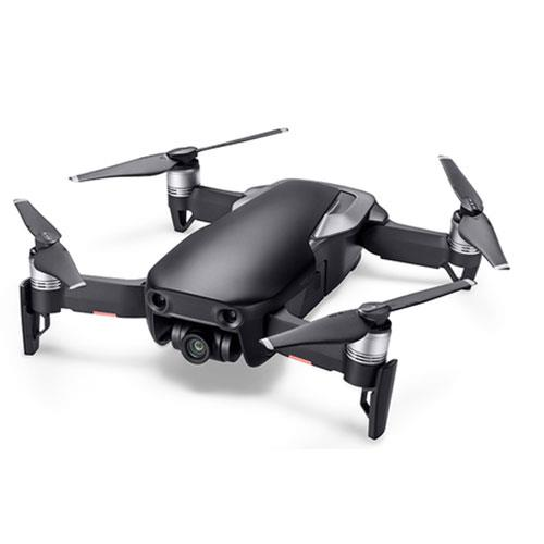 Mavic Air Fly More Combo Drone in Onyx Black Product Image (Secondary Image 4)