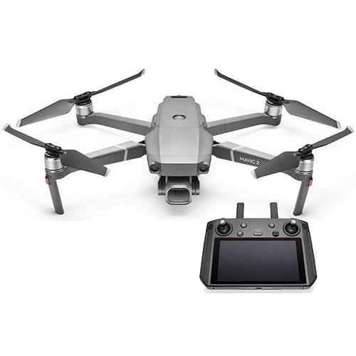 Mavic 2 Pro Drone with Smart Controller Product Image (Primary)
