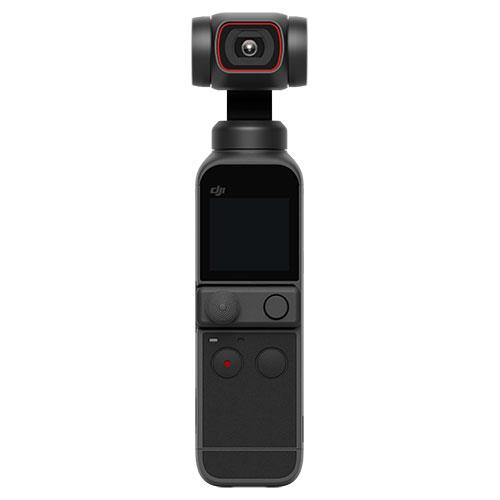 Pocket 2 Gimbal Product Image (Secondary Image 1)