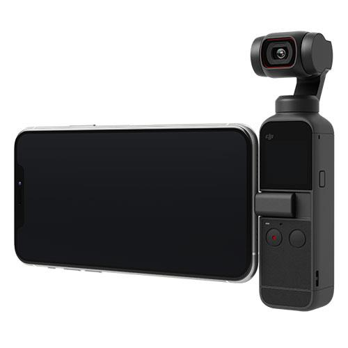 Pocket 2 Gimbal Product Image (Secondary Image 2)
