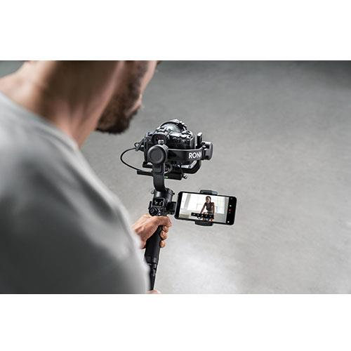 RSC 2 Pro Combo Handheld Gimbal Product Image (Secondary Image 4)