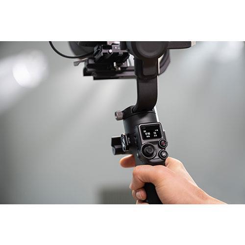 RSC 2 Pro Combo Handheld Gimbal Product Image (Secondary Image 7)