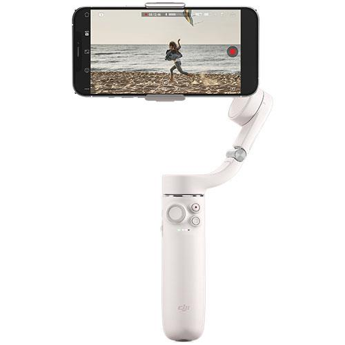 OM 5 Gimbal in Sunset White Product Image (Primary)