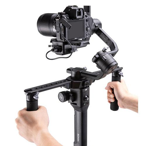 Switch Grip Dual Handle for Ronin-S Gimbal Product Image (Secondary Image 2)