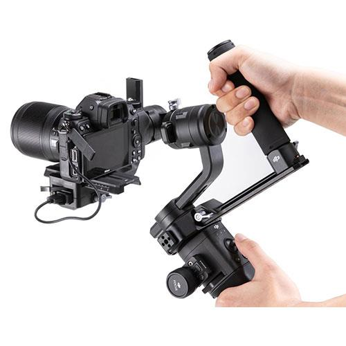 Switch Grip Dual Handle for Ronin-S Gimbal Product Image (Secondary Image 3)