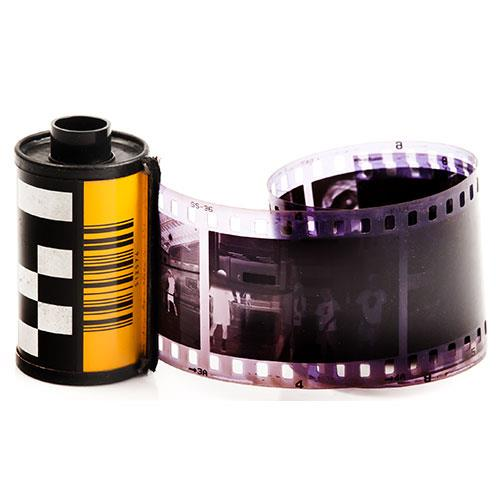 35mm Film Processing 40 Exposures 7x5 Prints Product Image (Primary)