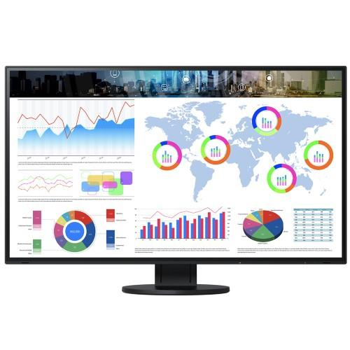 FlexScan EV3285 32 Inch Widescreen IPS 4K Monitor Product Image (Primary)