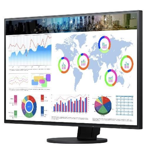 FlexScan EV3285 32 Inch Widescreen IPS 4K Monitor Product Image (Secondary Image 1)