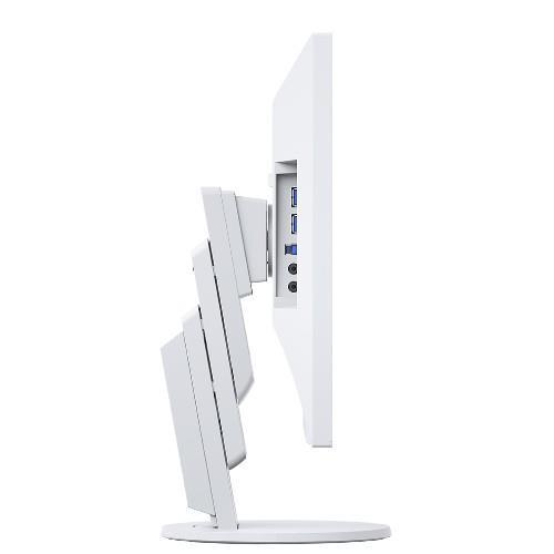 EIZO EV2451 24¿MM DP DVI WHITE Product Image (Secondary Image 2)